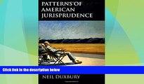Big Deals  Patterns of American Jurisprudence  Best Seller Books Best Seller