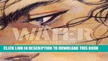 Ebook Water (Vagabond Illustration Collection) Free Read