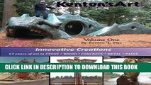 Ebook Innovative Creations: 63 years of art in stone * concrete * metal * paint (Kenton s Art)