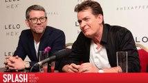 Charlie Sheen est super content pour un nouveau médicament contre le VIH