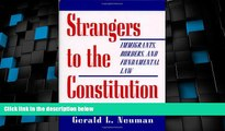 Big Deals  Strangers to the Constitution  Best Seller Books Most Wanted