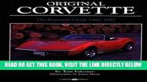 [READ] EBOOK Original Corvette 1968-1982: The Restorer s Guide 1968-1982 (Original Series) ONLINE