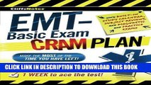 [Ebook] CliffsNotes EMT-Basic Exam Cram Plan Download Free