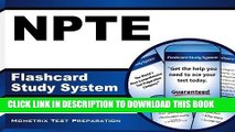 [READ] EBOOK NPTE Flashcard Study System: NPTE Test Practice Questions   Exam Review for the