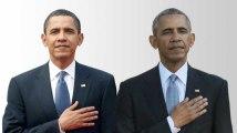 Comment le visage de Barack Obama a changé depuis son investiture