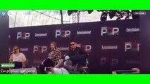 EW PopFest , Supernatural stars Jensen Ackles and Jared Padalecki