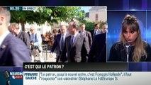 QG Bourdin 2017: Magnien président !: Quand Manuel Valls et Emmanuel Macron s'attaquent à François Hollande et son livre-confessions