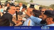Arif Alvi, Imran Ismail arrested from Islamabad
