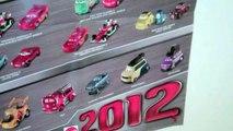 Disney Car Otis, Where is He? Cars 2 Otis Diecast Car