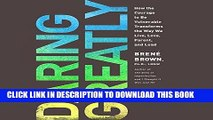Best Seller Daring Greatly: How the Courage to Be Vulnerable Transforms the Way We Live, Love,