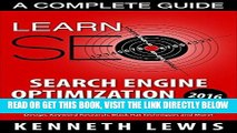 [Free Read] SEO 2016: Search Engine Optimization: Learn Search Engine Optimization: A Complete