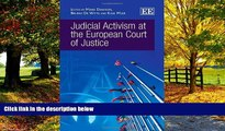 Books to Read  Judicial Activism at the European Court of Justice  Full Ebooks Most Wanted