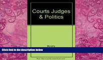 Books to Read  Courts, Judges, and Politics  Best Seller Books Most Wanted