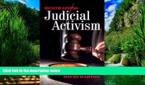 Books to Read  Restraining Judicial Activism  Full Ebooks Most Wanted