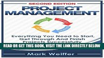 [Free Read] Project Management: Project Management Body of Knowledge, Project Management for