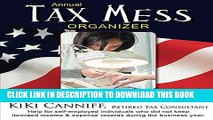 [Free Read] Annual Tax Mess Organizer For Nail Techs, Manicurists   Salon Owners (Annual Taxes)