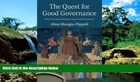 READ FULL  The Quest for Good Governance: How Societies Develop Control of Corruption  READ Ebook