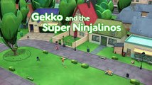 PJ Masks Full Ep 5 - Gekko and the Super Ninjalinos (English Version - Full HD)