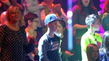 Michele - Ariana Grande 11jr - Break free - TVOGK2015   Blind Auditions   SAT.1