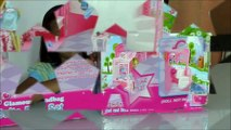 Samantha Glamour Handbag Bed and Suite Playset with Barbie Dolls-L2I_Mysu29A