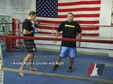 Fighting a South Paw in MMA with Joe Lauzon