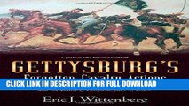 Read Now Gettysburg s Forgotten Cavalry Actions: Farnsworth s Charge, South Cavalry Field, and the