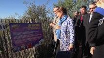 Ségolène Royal est venue saluer le travail des apiculteurs français lors du 21e congrès national