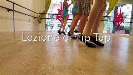 Tip Tap con Giorgia Lorito allo Stage Centro Danza
