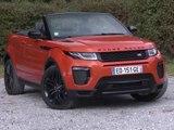 Essai Land Rover Range Rover Evoque Cabriolet TD4 180 HSE Dynamic 2016
