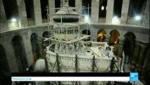 Jérusalem : pourquoi le tombeau de Jésus, lieu le plus sacré des chrétiens, a-t-il été réouvert ?