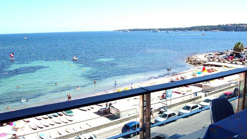 Cannes Palm Beach - A vendre 2 pièces de 54 m² - Vue mer panoramique