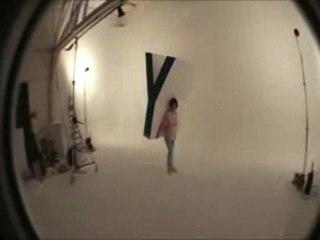 Yelle Pop-Up Gregoire Alexandre photo shoot