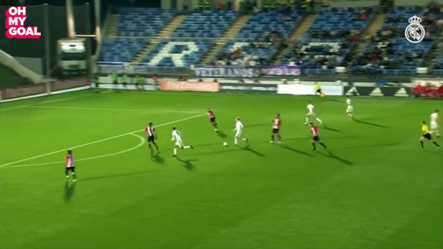 Real Madrid Castilla Star Martin Odegaard Humiliates 4 With Great Solo Dribble