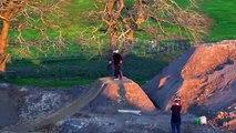 Jed Mildon Attempts World Record BMX Dirt Jumps - Dirt Dogs Ep 2