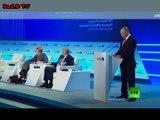 Vladimir POUTINE denonce l'Ordre Mondial et le Futur CHAOS OCTOBRE 2016