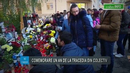 Comemorare - un an de la tragedia din Colectiv