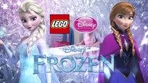 FROZEN Лего СНЕГ, МАГИЯ, РОМАНТИКА. FROZEN LEGO SNOW, MAGIC, ROMANCE. FROZEN lego SCHNEE, MAGIE,