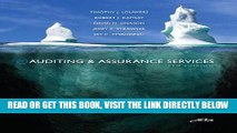 [EBOOK] DOWNLOAD Auditing   Assurance Services, 5th Edition (Auditing and Assurance Services) PDF