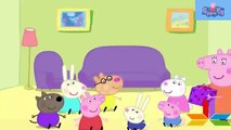 Peppa Pigs Party Time Pass The Parsel Top Games about Peppa Video for Toddlers