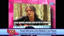 Fausto Miño habla sobre los memes generados tras las declaraciones de su ex Macarena Valarezo