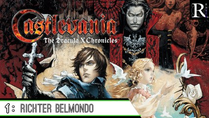 Castlevania The Dracula X Chronicles Learning Castlevania The