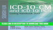 [PDF] ICD-10-CM and ICD-10-PCS Coding Handbook, with Answers, 2017 Rev. Ed. Popular Online