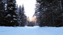 Assurez-vous de bien vous préparer pour la conduite hivernale
