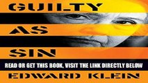 [FREE] EBOOK Guilty as Sin: Uncovering New Evidence of Corruption and How Hillary Clinton and the