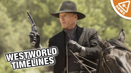 Breaking Down All the Westworld Timelines! (Nerdist News w/ Jessica Chobot)