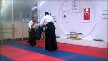 合気道-Beylikdüzü Tenchi Aikido - Aikido İstanbul Turkey-Shiho Nage