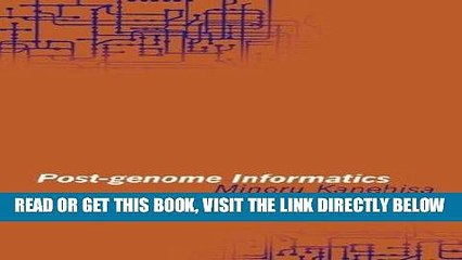 [FREE] EBOOK Post-genome Informatics BEST COLLECTION