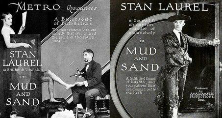 Laurel and Hardy - Mud & Sand (1922) Esp Sub