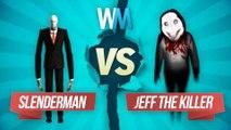 Slenderman vs. Jeff the Killer: Creepypasta Battle
