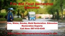 Fire And Flood Restoration Edmonton